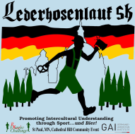 Lederhosenlauf 5k (12th Annual)