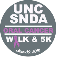UNC SNDA Oral Cancer Walk & 5K