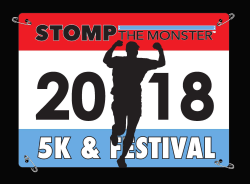 STOMP the Monster 5K and Festival 2018