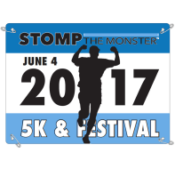 STOMP the Monster 5K and Festival 2017