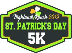 2019 HRCA St. Patrick's Day 5K