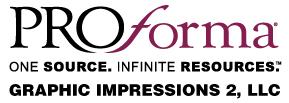 Proforma Graphic Impressions 2