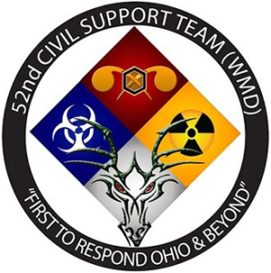 Ohio National Guard, 52nd Civil Support Team, Weapons of Mass Destruction