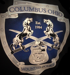 Mounted Horse Unit - Columbus Division of Police