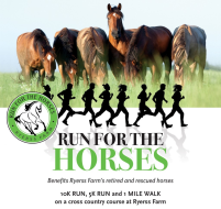 Run For The Horses CANCELLED working on new date !