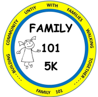 Family 101 5K Run/Walk/Bike