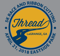 The Thread 5K - Ribbon Cutting Segment 2