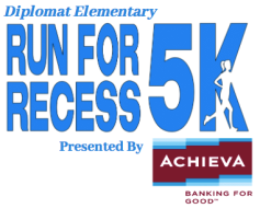 Run for Recess! 5K Presented By Achieva Credit Union