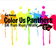 Color Us Panthers 5K The Quarterback Club of York 5K is a Running race in York, Pennsylvania consisting of a 5K.