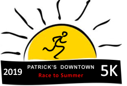 Patrick's Downtown Race to Summer 5K