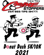 Cen-Tex Crime Stoppers Donut Dash