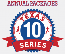 2018 Texas 10 Series Race Packages