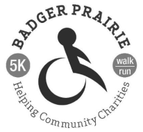 Badger Prairie Health Care Center Helping Community Charities 5K Fun Run / Walk