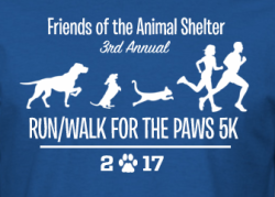Run/Walk for the Paws 5K