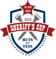 2018 Sheriff's Cup Huts for Vets 5K Run/Walk
