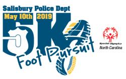Salisbury PD Foot Pursuit 5K Run/Walk