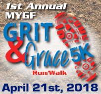 1st Annual MYGF Grit and Grace 5k