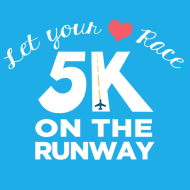 Let Your Heart Race - 5K on the Runway