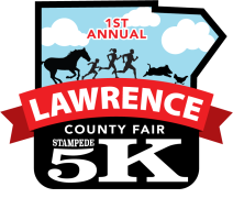 1st Annual LAWRENCE COUNTY FAIR STAMPEDE 5K