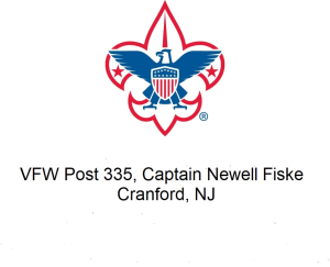 VFW Post 335, Captain Newell Fiske