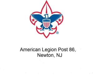 American Legion Post 86, Newton, NJ