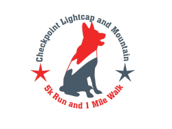 Checkpoint Lightcap and Mountain 5k Run and 1 Mile Walk for the West Deptford Police Department K-9 Unit