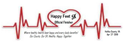 2019 Halifax County Happy Feet 5k for Health & Fitness