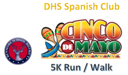 Cinco de Mayo Run / Walk