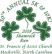 30th Annual Shamrock Run