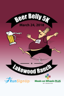 3rd Annual Beer Belly 5K