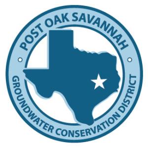 Post Oak Savannah Groundwater Conservation District