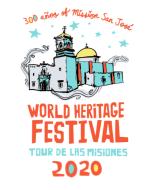 Mission San Jose Tricentennial – World Heritage Festival Tour de las Misiones