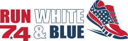 Run White & Blue