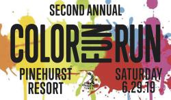 Pinehurst Color Fun Run 5K