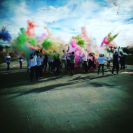 2019 TRG Schools AWESOME COLOR RUN! 5K