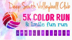 DSVC Color Run