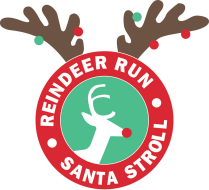 Reindeer Run and Santa Stroll
