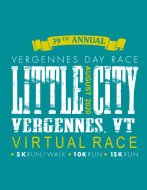 Vergennes Day Race Virtual Race 2020