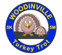 Woodinville Turkey Trot                           5M/5K/Kids Run