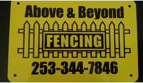 Above & Beyond Fencing