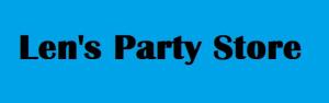 Len's Party Store