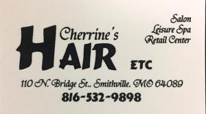Cherrine's Hair Etc