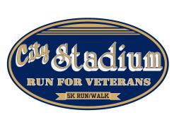 City Stadium Run for Veterans