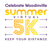 Celebrate Woodinville Summer Virtual 5k