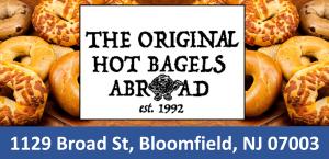 Hot Bagels Abroad