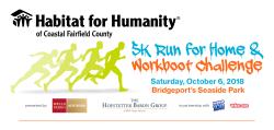 Habitat for Humanity 5K Run or Walk & Workboot Challenge