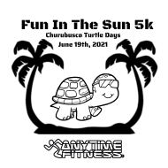 Anytime Fitness Churubusco Turtle Days 5K