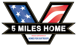 9th Annual 5 Miles Home - Hometown Edition!