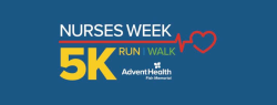 AdventHealth: Nurses 5K Run/Walk