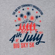 Big Sky Community Organization 4th of July 5K Road Race